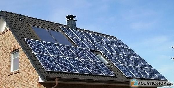 Солнечный аккумулятор