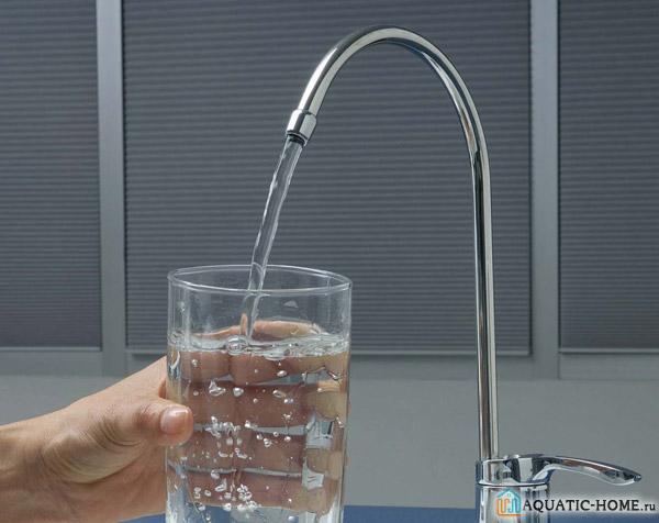 Водопроводная вода формально соответствует гигиеническим нормам