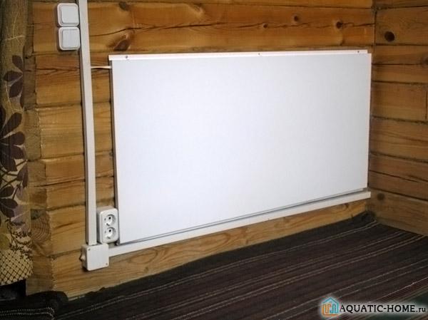 Электрические ИК нагреватели