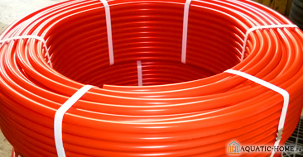 Специальные трубы для водяного контура