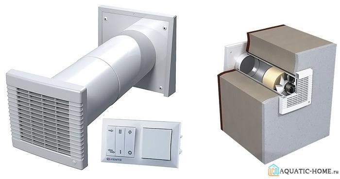 Данные системы – отличный выбор для небольших квартир и комнат