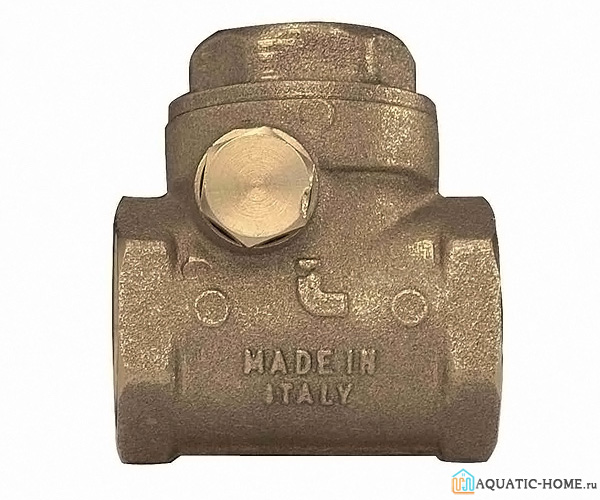 Модель, изготовленная в Италии