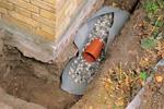 Дождеприемники для ливневой канализации размеры