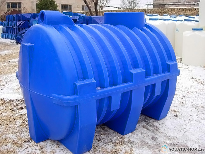 Специальный контейнер из прочной пластмассы