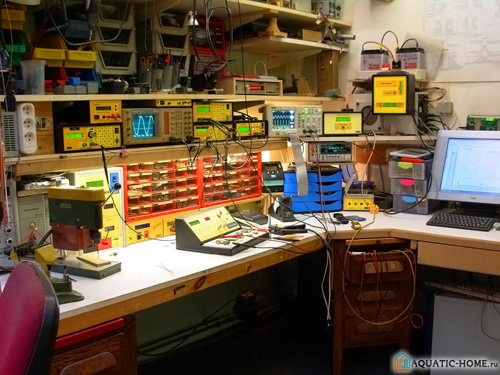 Оснащение домашней лаборатории радиолюбителя