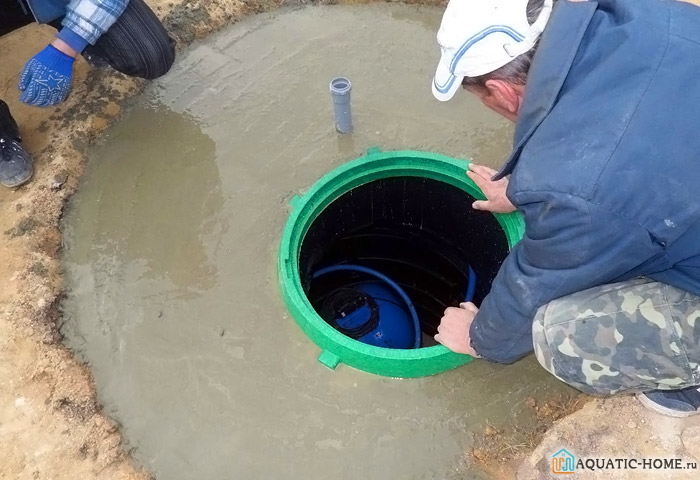 Перед установкой элементов для скважины проводятся расчеты размеров и подходящей глубины для обустройства конструкции