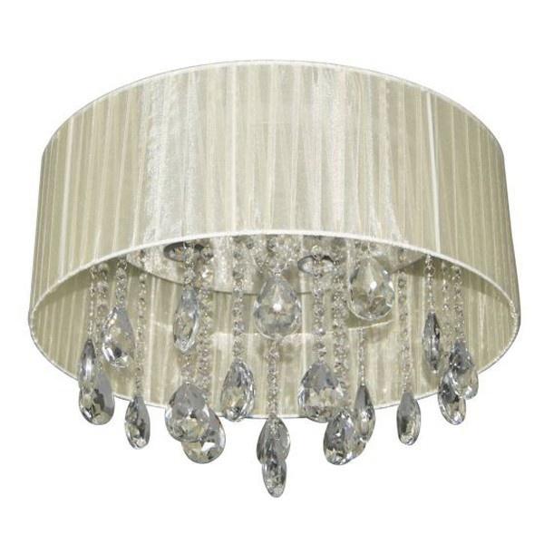 Модель люстры, где учитывается запрос любителей классического хрусталя, но выполнена она по самым современным технологиям с использованием светодиодных ламп