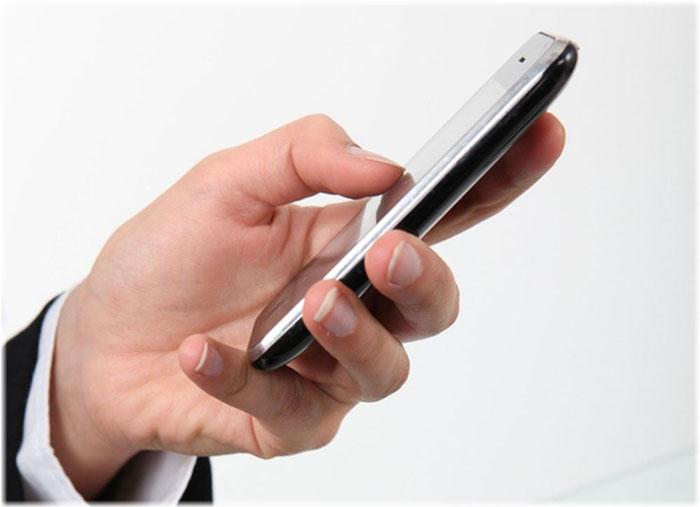 Передать информацию при помощи смс можно в любое удобное время
