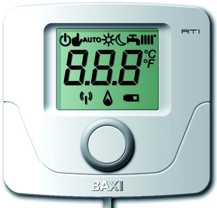 Беспроводные датчики температуры для котлов