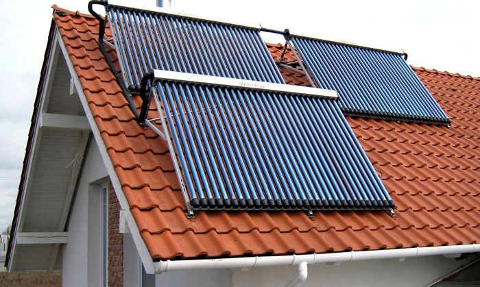 Солнечный коллектор пригодится для улучшения общего КПД системы