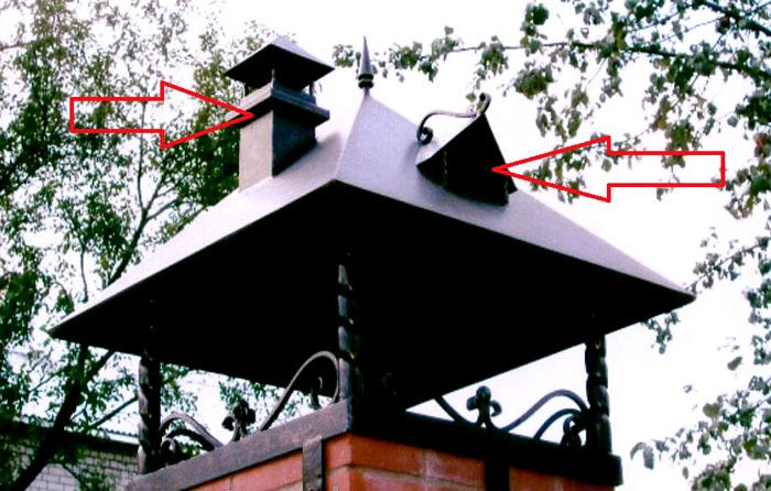 Эти элементы выполняют декоративные функции. Большие отверстия не предотвратят проникновение птиц