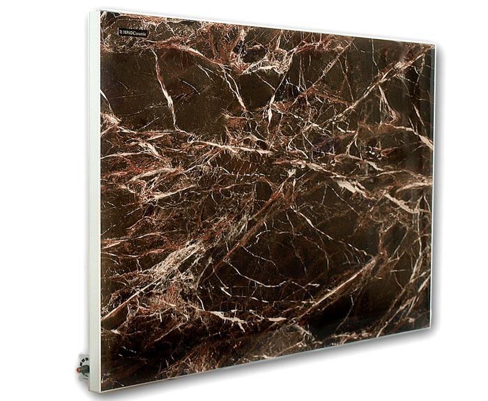 Такая панель с верхним слоем из натурального камня выглядит эффектно, но стоит дороже стандартной модели