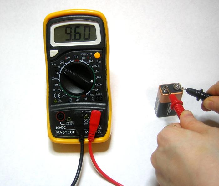 Как правильно пользоваться мультиметром