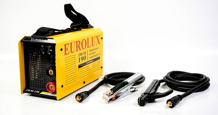 Модель Евролюкс характеризуется компактными размерами и удобством применения