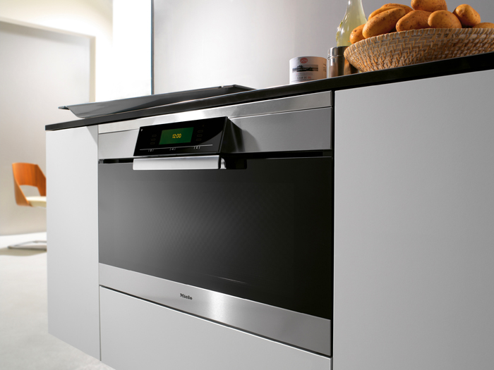Размеры устройства подбираются в соответствии с особенностями кухонного гарнитура и необходимого для семьи объёма