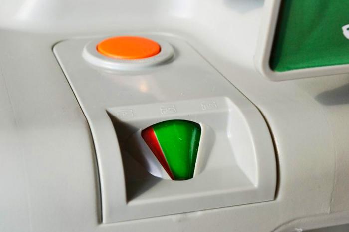 Индикация наполнения необходима для своевременной очистки прибора