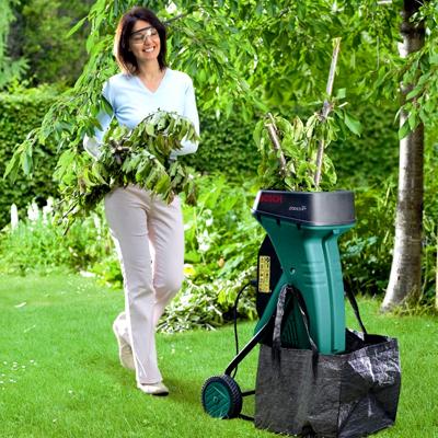 Устройство садового измельчителя своими руками
