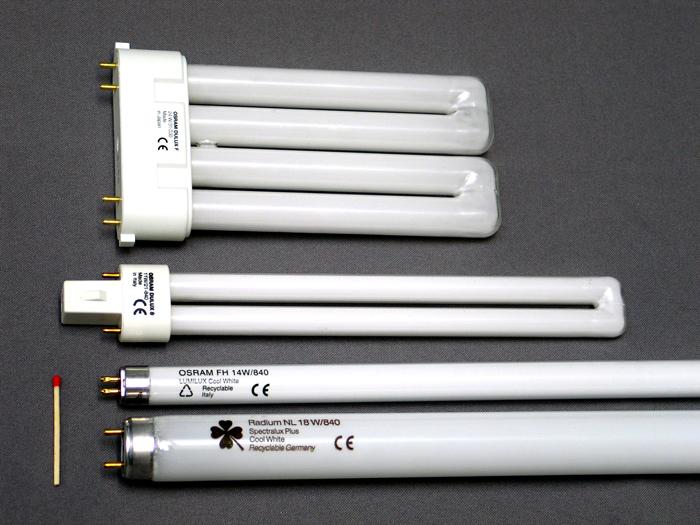 Лампы со штырьковыми контактами применяют в наши дни редко. Именно для них нужен отдельный «стартер»