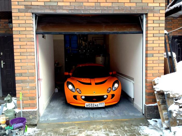 Как обогреть гараж зимой своими руками