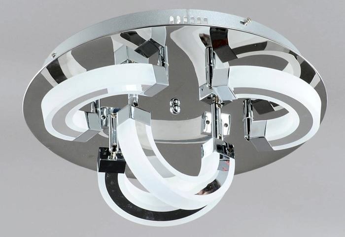 Потолочные изделия имеют разнообразные конфигурации