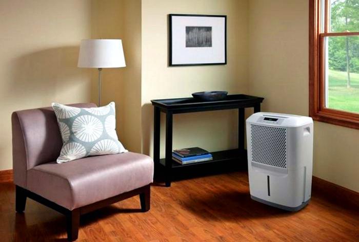 Осушить воздух в квартире
