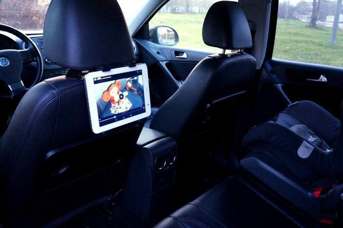 Телевизор в автомобиле также можно подключить к самодельной антенне
