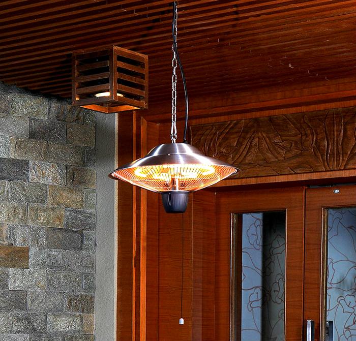 Вариант с лампой накаливания