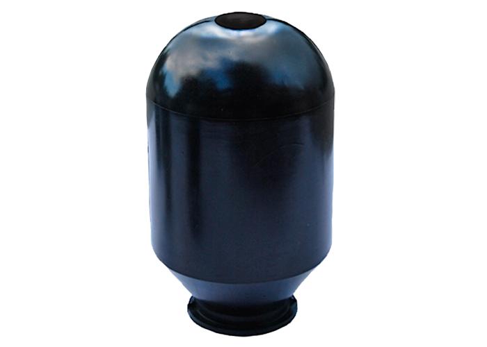 Резиновая мембрана водяного аккумулятора грушевидная