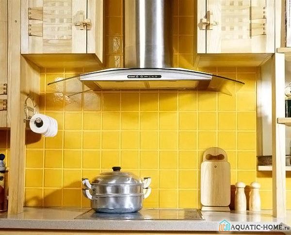 Вытяжка кухонная для удаления запахов