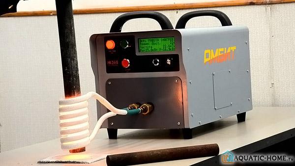 Как работает индукционный нагреватель