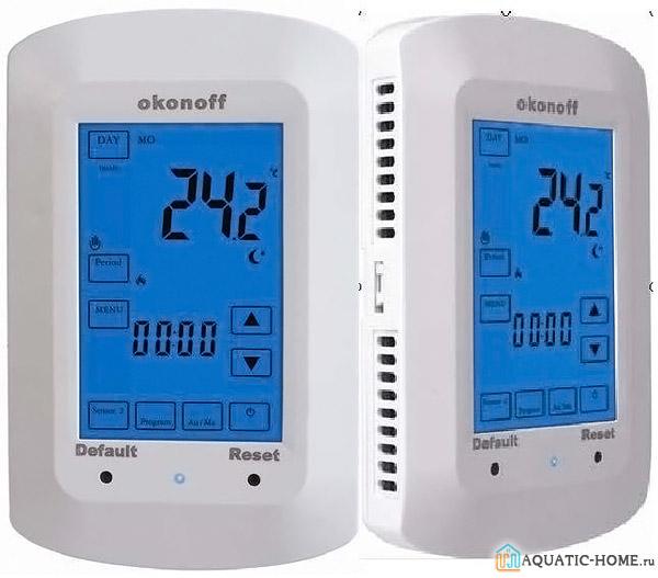 Терморегулятор электронный для ИК приборов обогрева