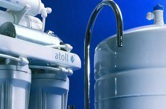 Фильтры для воды под мойку: какой лучше