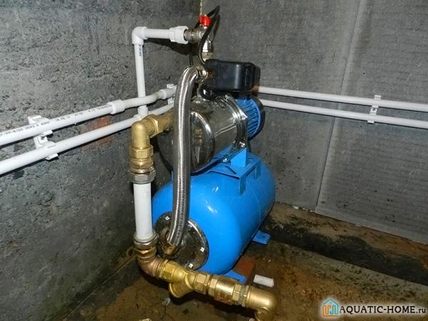 Насосная станция для частного дома: водоснабжение