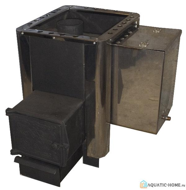 Навесные конструкции оснащаются специальной крышкой для контроля за уровнем воды