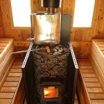 Печь для бани с теплообменником: для воды, для отопления, чугунная печь, Везувий, Термофор, отзывы пользователей