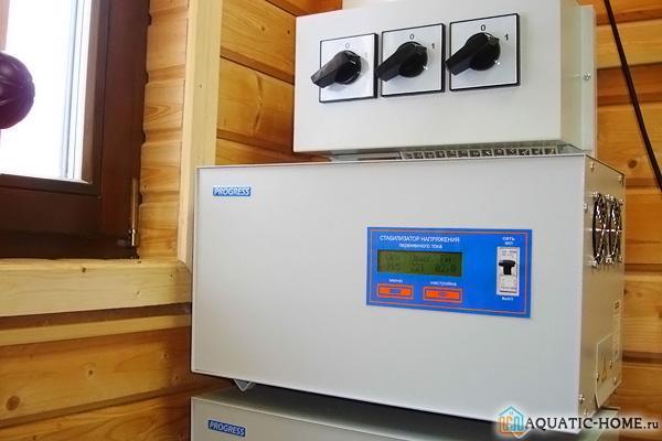 Для работы регулятора нет температурных ограничений, поэтому он может работать и в неотапливаемом помещении