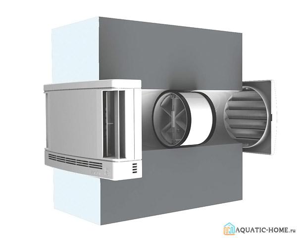 Современные установки обладают высокой эффективностью и компактными размерами