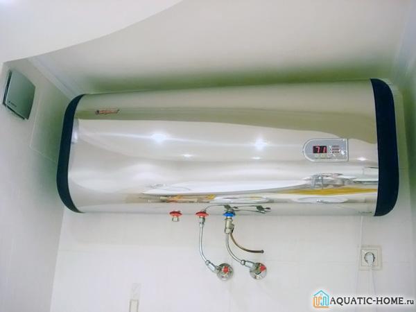 Плоский водонагреватель имеет как плюсы, так и минусы