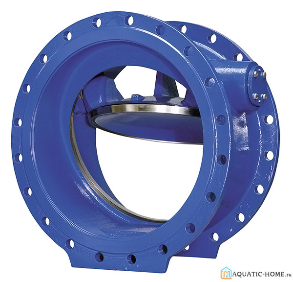 Поворотное устройство большого диаметра