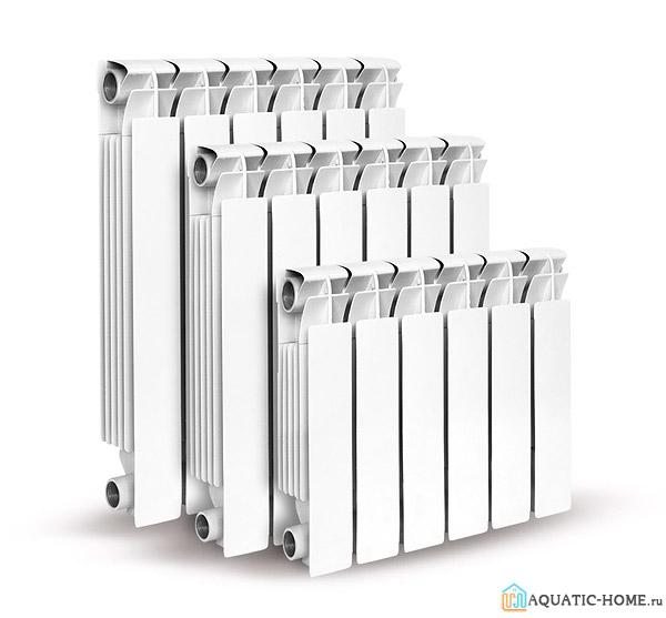 Биметаллические радиаторы отопления. Какие лучше