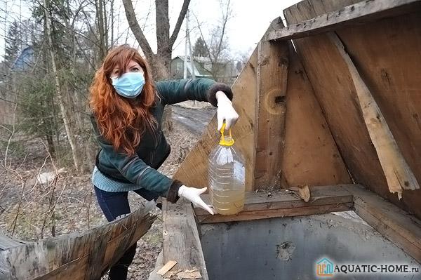 Неочищенная вода способна нанести вред здоровью и технике