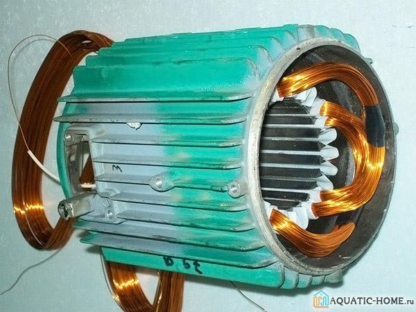Внешний вид электромагнита