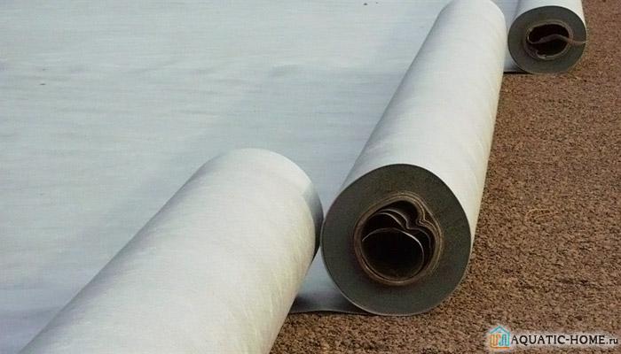 Геотекстиль для дренажа (геоткань)