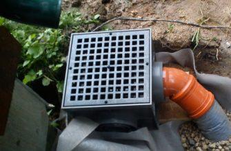 Дождеприемники для ливневой канализации