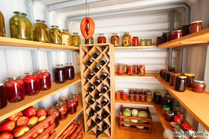 Хранение продуктов питания в холодильнике дороже по сравнению с погребом