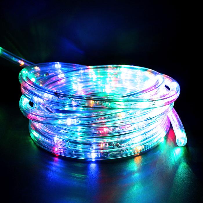 Светодиоды в пластиковой трубке (нормы по стандарту IP67,или IP68). В таком варианте уровень защиты настолько высок, что допустимо использование даже на открытом воздухе