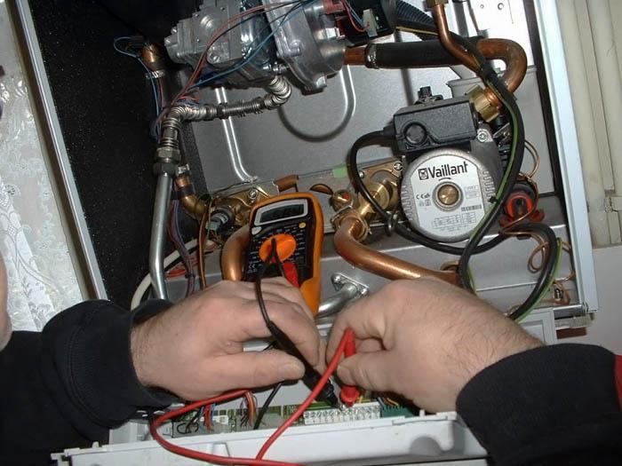 Ремонт газового оборудования следует поручать опытным специалистам