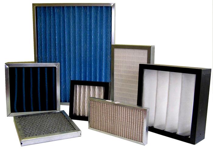 Фильтры для воздухообменников