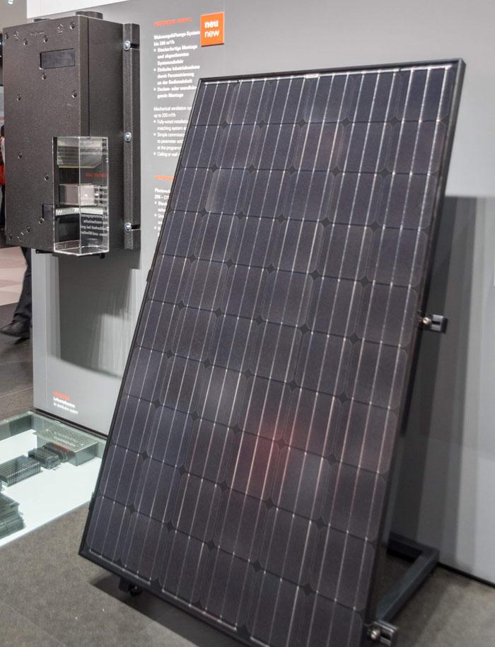 Комбинация с фотоэлектронной батареей повысит эффективность системы