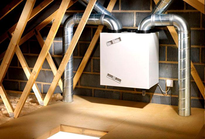 Качественный воздухообмен особенно важен для домов, построенных по каркасной технологии